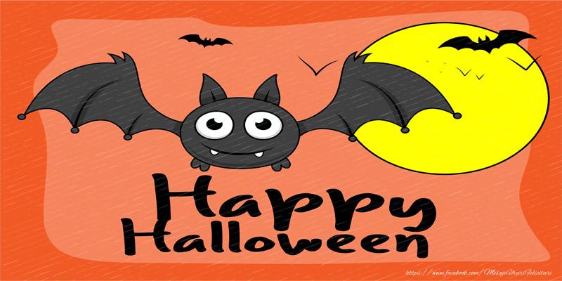Cele mai apreciate felicitari de Halloween - Happy Halloween!