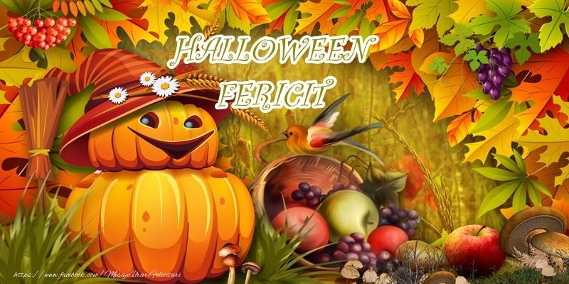 Cele mai apreciate felicitari de Halloween - Halloween Fericit