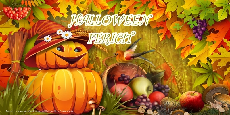 Halloween Fericit