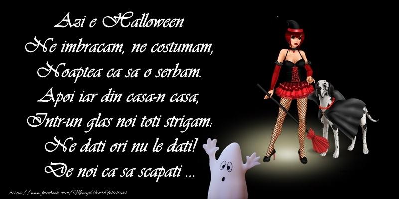 Halloween Azi e Halloween