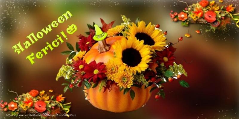 Cele mai apreciate felicitari de Halloween - Halloween Fericit!