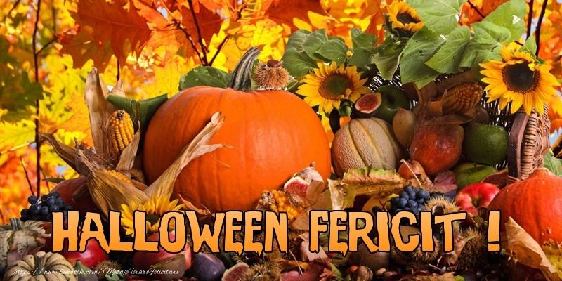 Cele mai frumoase felicitari de Halloween