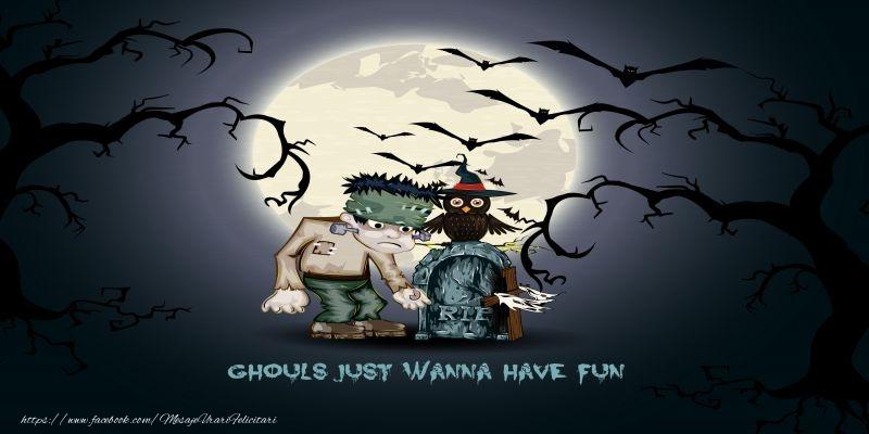 Felicitari de Halloween - Happy Halloween! - mesajeurarifelicitari.com