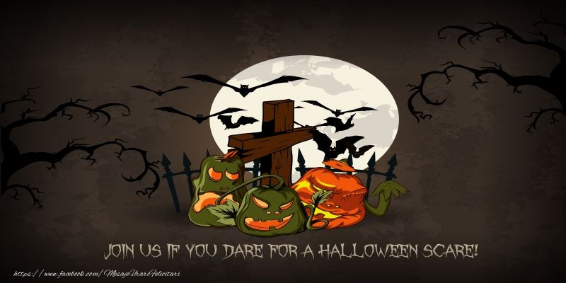 Felicitari de Halloween - Happy Halloween!
