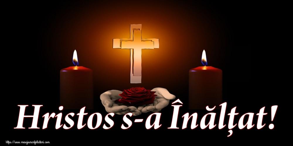 Imagini de Înălțarea Domnului - Hristos s-a Înălţat!