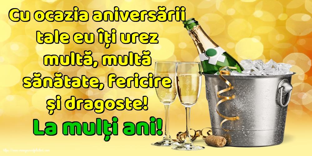 Felicitari de la multi ani - La mulți ani! - mesajeurarifelicitari.com