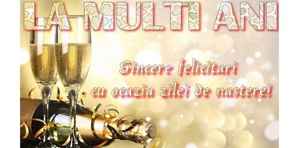 Felicitari de la multi ani - La multi ani Sincere felicitari cu ocazia zilei de nastere! - mesajeurarifelicitari.com