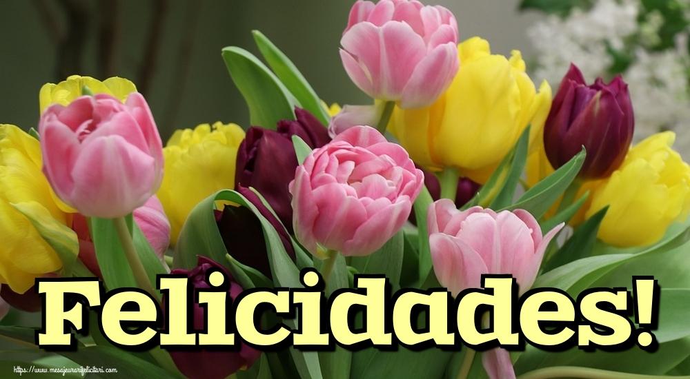 Felicitari de la multi ani in Spaniola - Felicidades!
