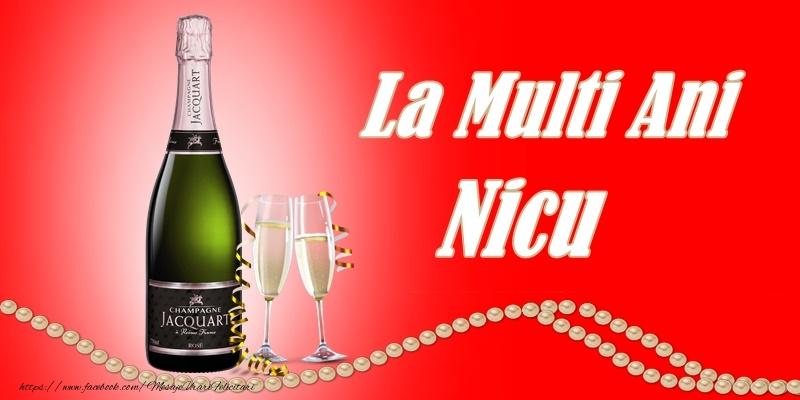 Felicitari de Mos Nicolae - La multi ani Nicu - mesajeurarifelicitari.com
