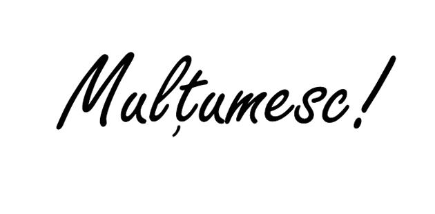 Multumire: Mesaje şi urări, felicitări, video şi felicitări muzicale şi animate