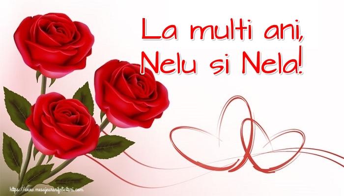 Cele mai apreciate felicitari de Nasterea Sfantului Ioan - La multi ani, Nelu si Nela!