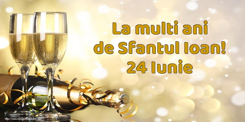 Cele mai apreciate felicitari de Nasterea Sfantului Ioan - La multi ani de Sfantul Ioan! 24 Iunie