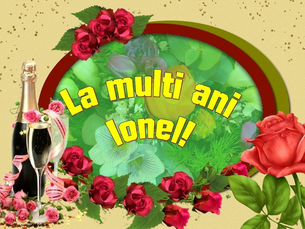 Cele mai apreciate felicitari de Nasterea Sfantului Ioan - La multi ani Ionel!