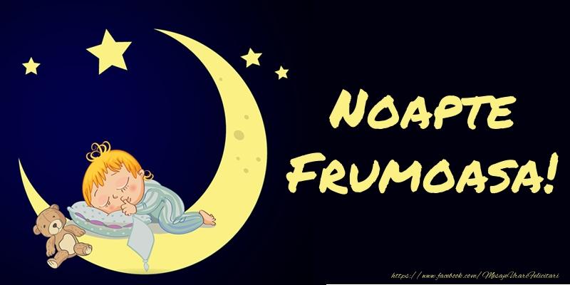 Felicitari de noapte buna - Noapte Frumoasa!