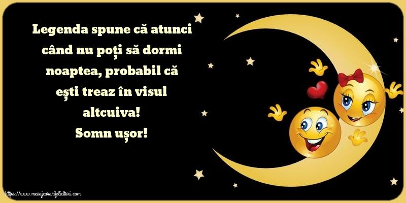 Felicitari de noapte buna - Somn ușor!