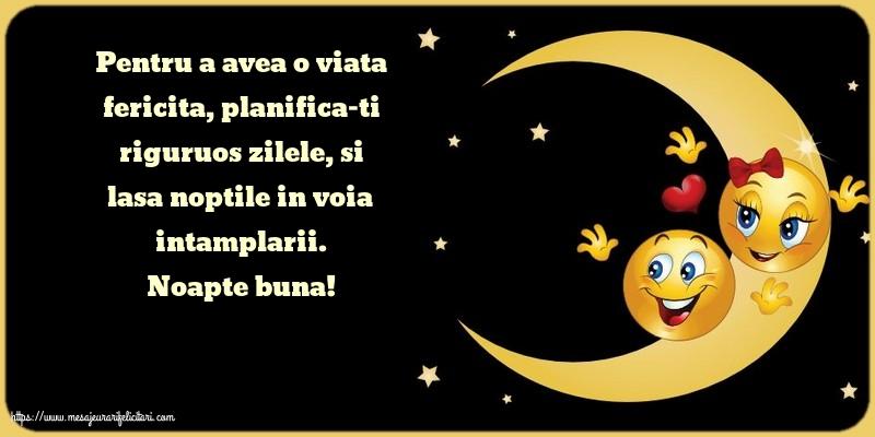 Felicitari de noapte buna - Noapte buna!
