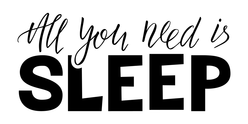 Felicitari de noapte buna - All you need is sleep!