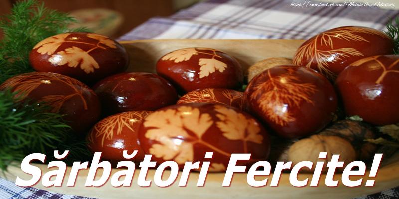 Felicitari de Paste - Sărbători Fercite! - mesajeurarifelicitari.com