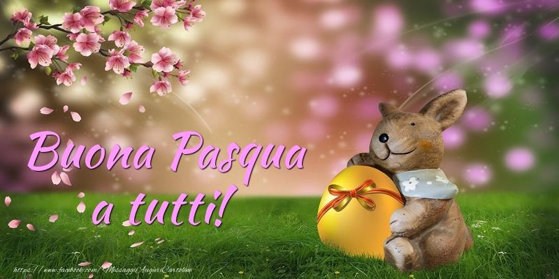 Paste in Italiana - Buona Pasqua a tutti!