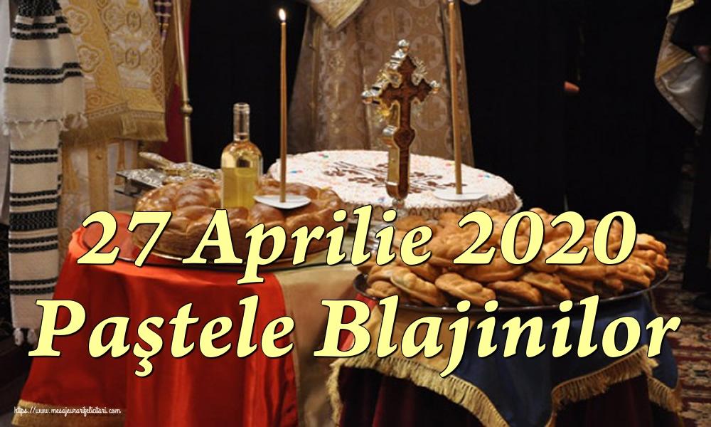 Cele mai apreciate imagini de Paştele Blajinilor - 27 Aprilie 2020 Paştele Blajinilor