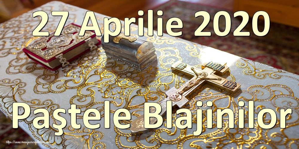 Imagini de Paştele Blajinilor - 27 Aprilie 2020 Paştele Blajinilor