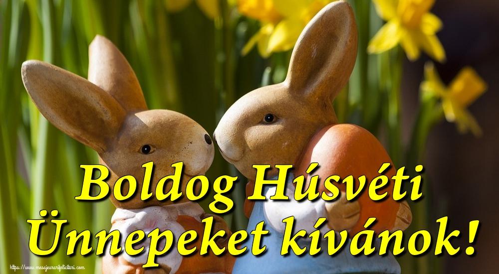 Felicitari de Paștele Catolic - Boldog Húsvéti Ünnepeket kívánok!