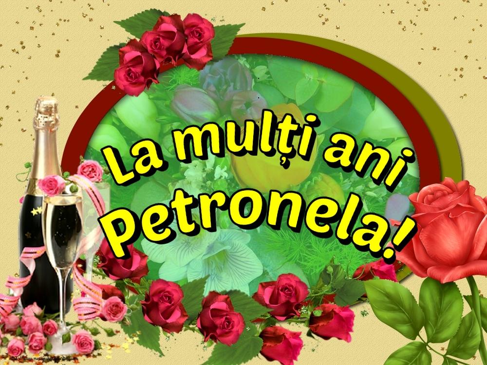 Felicitari de Sfintii Petru si Pavel - La mulți ani Petronela!