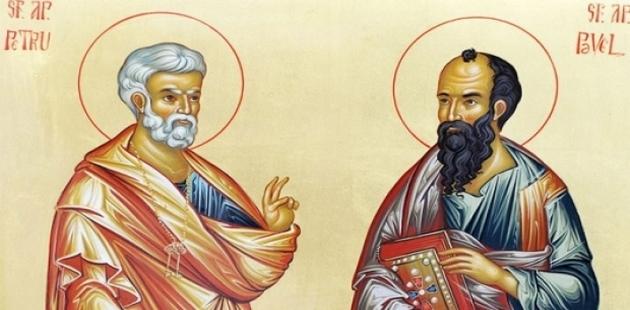 Sfintii Petru si Pavel: Mesaje şi urări, felicitări, video şi felicitări muzicale şi animate