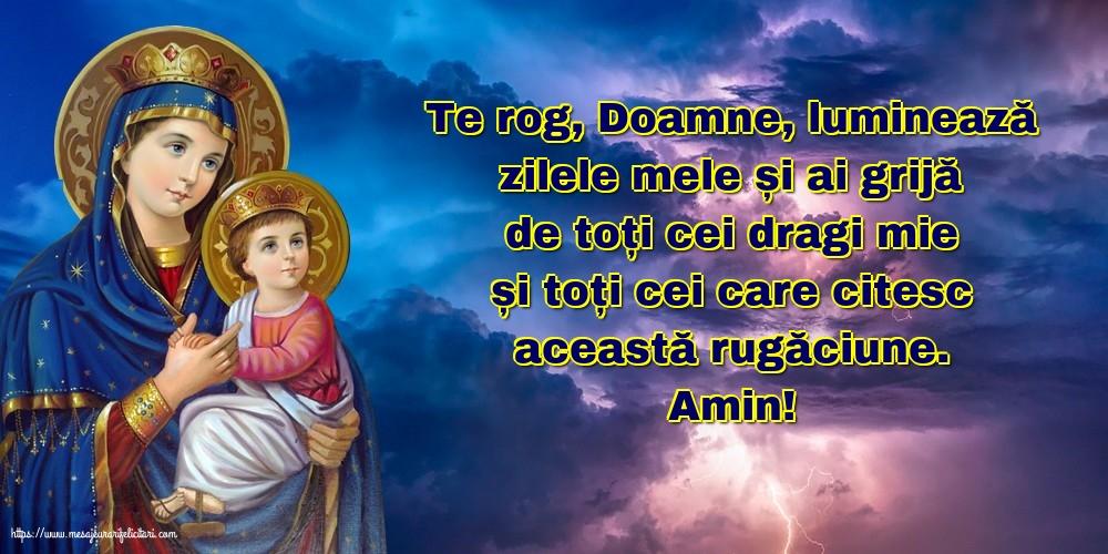 Imagini religioase - O rugăciune frumoasă - mesajeurarifelicitari.com
