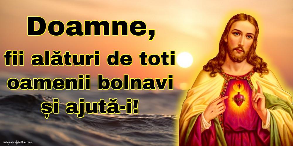 Imagini religioase - Doamne, fii alături