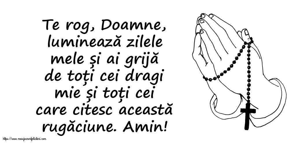 Cele mai apreciate imagini religioase - O rugăciune frumoasă