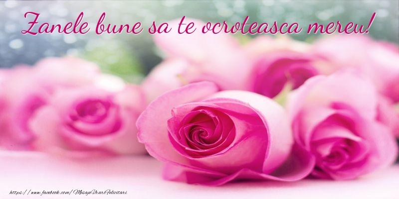 Felicitari de Sanziene - Zanele bune sa te ocroteasca mereu! - mesajeurarifelicitari.com
