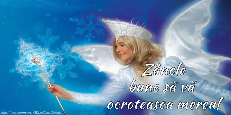 Felicitari de Sanziene - Zânele bune să vă ocroteasca mereu!