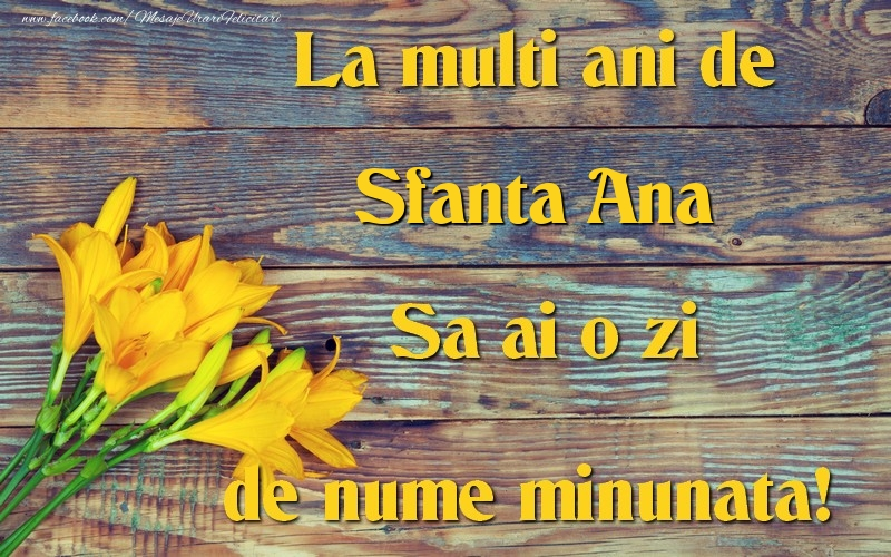 Sfanta Ana