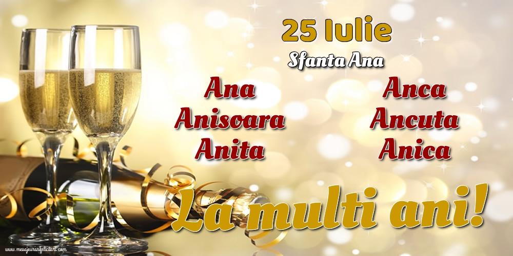 Sfanta Ana 25 Iulie - Sfanta Ana