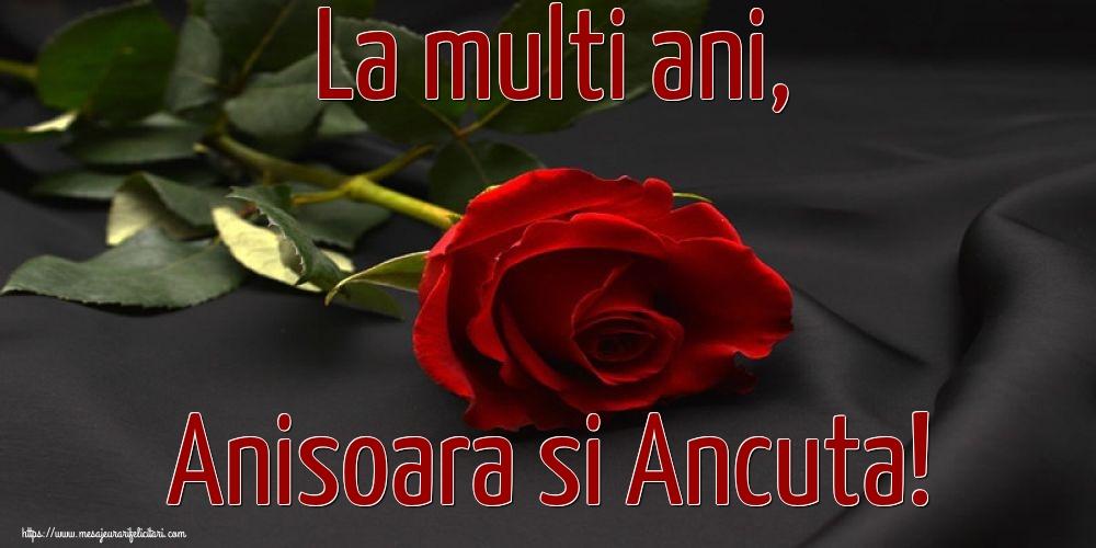 Cele mai apreciate felicitari de Sfanta Ana - La multi ani, Anisoara si Ancuta!