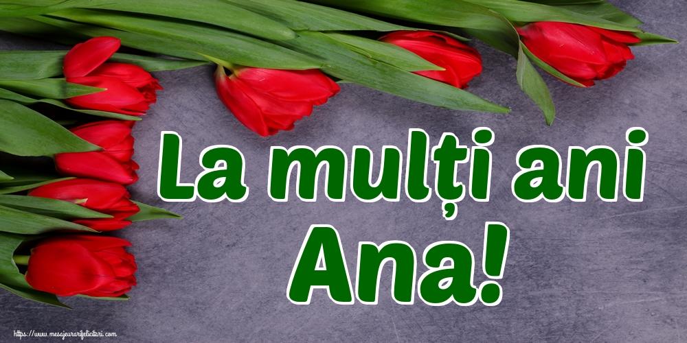 Cele mai apreciate felicitari de Sfanta Ana - La mulți ani Ana!