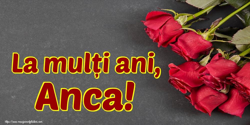 Cele mai apreciate felicitari de Sfanta Ana - La mulți ani, Anca!