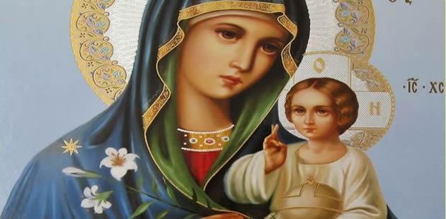 Sfanta Maria: Mesaje şi urări, felicitări, video şi felicitări muzicale şi animate