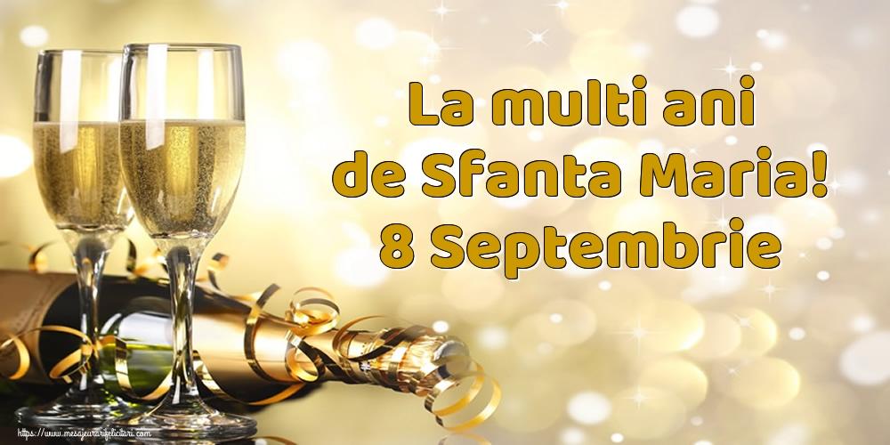 Felicitari de Sfanta Maria Mica - La multi ani de Sfanta Maria! 8 Septembrie