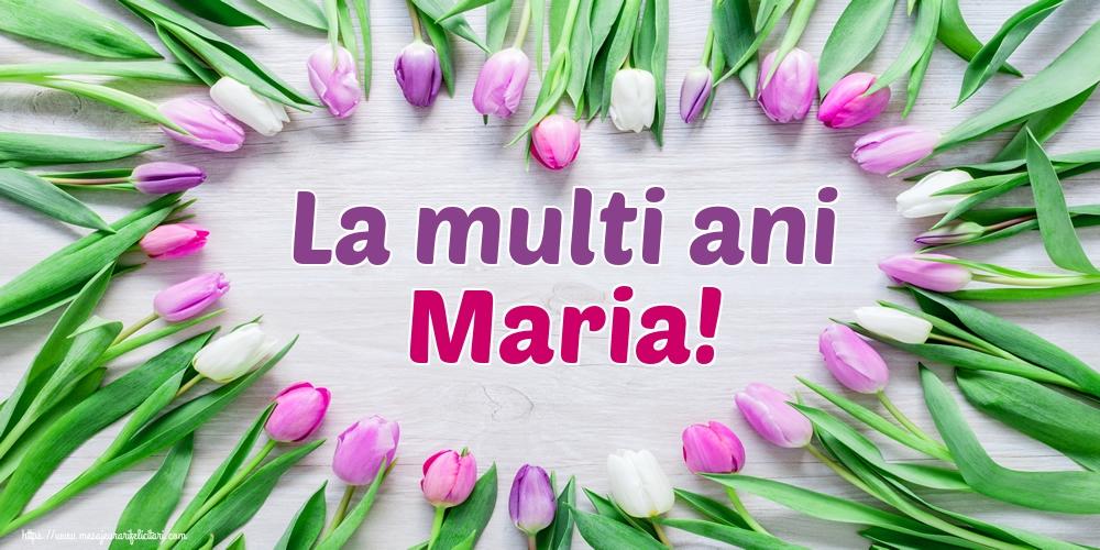 Felicitari de Sfanta Maria Mica - La multi ani Maria!
