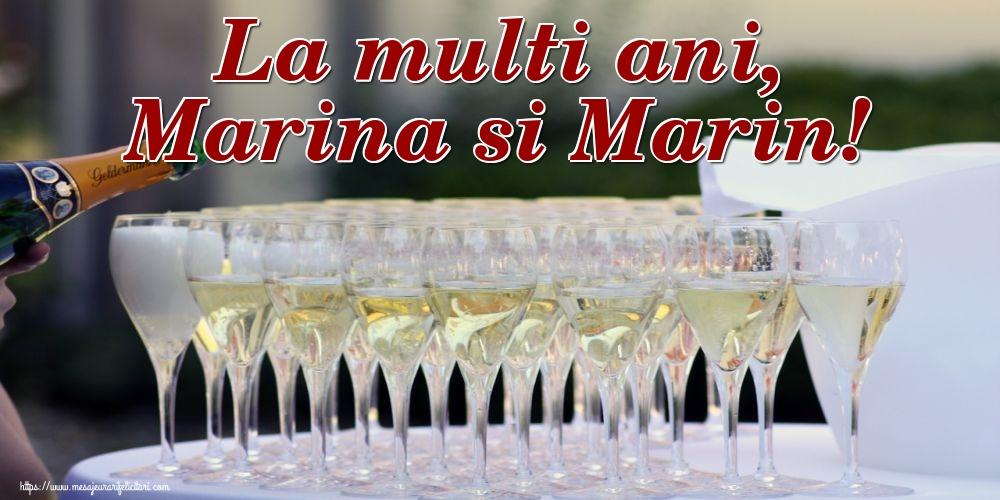 Felicitari de Sfanta Marina - La multi ani, Marina si Marin!