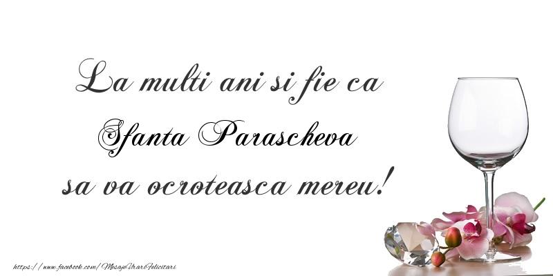 Top 10 felicitari de Sfanta Parascheva