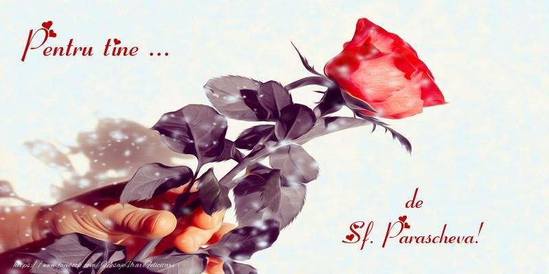 Cele mai apreciate felicitari de Sfanta Parascheva - Pentru tine ... de Sf. Parascheva!