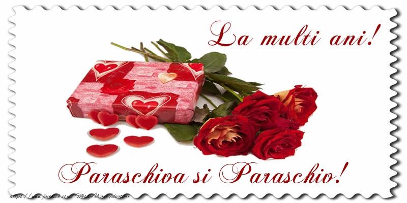 Cele mai apreciate felicitari de Sfanta Parascheva - La multi ani! Paraschiva si Paraschiv