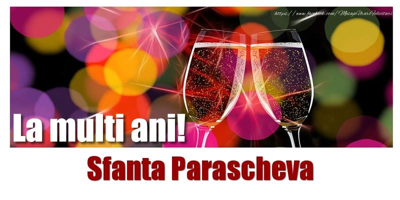 Felicitari de Sfanta Parascheva - La multi ani! Sfanta Parascheva - mesajeurarifelicitari.com