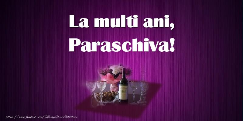 Cele mai apreciate felicitari de Sfanta Parascheva - La multi ani, Paraschiva!