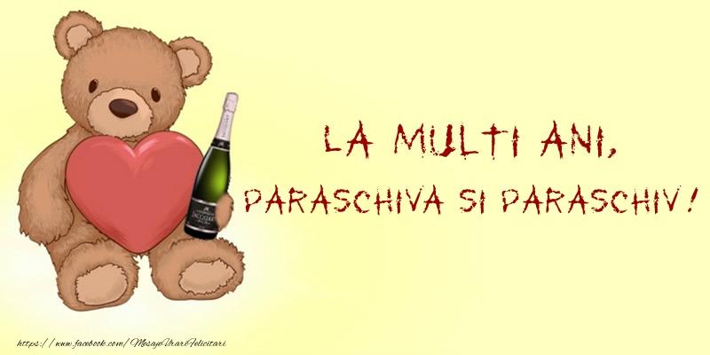 Cele mai apreciate felicitari de Sfanta Parascheva - La multi ani, Paraschiva si Paraschiv!