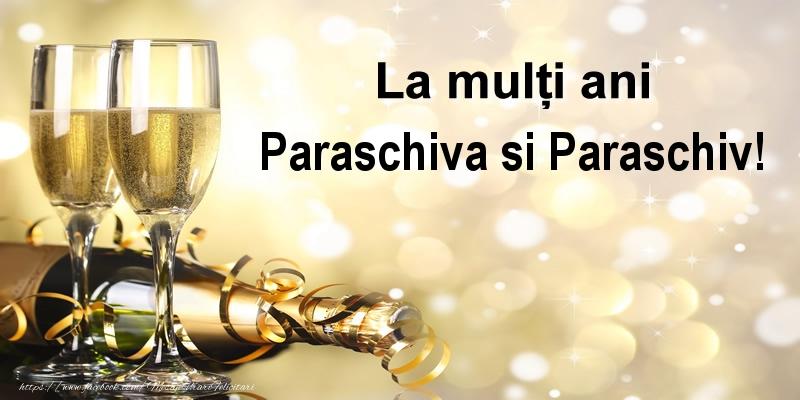 Cele mai apreciate felicitari de Sfanta Parascheva - La multi ani Paraschiva si Paraschiv!