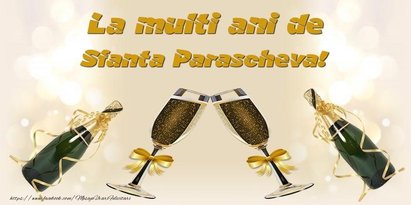 Felicitari de Sfanta Parascheva - La multi ani de Sfanta Parascheva!